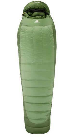 Mountain Equipment Glacier 1250 XL Lime Green